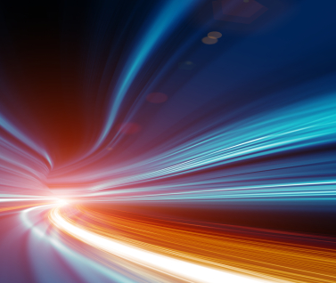 Světla - rychlý pohyb