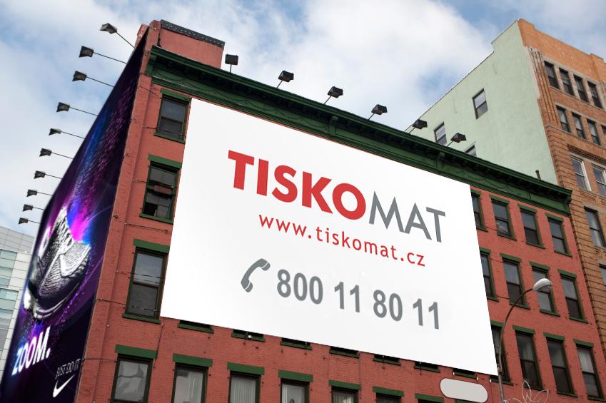 Reklamní plachta (banner, mesh)