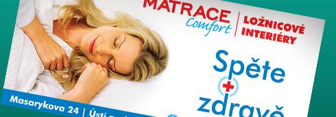 Matrace comfort | Vinylová samolepa